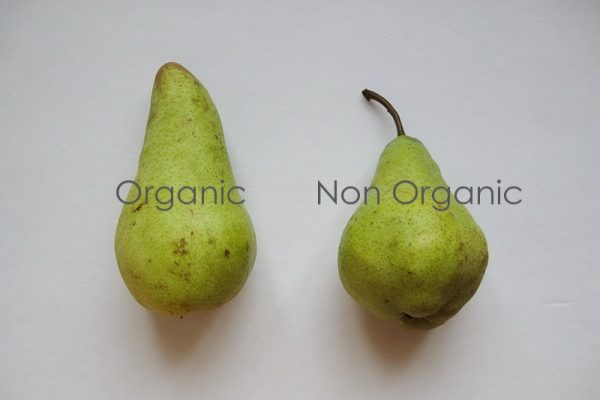 Choose organic to avoid pesticides
