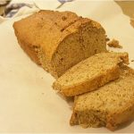 Healthy Almond Bread Recipe