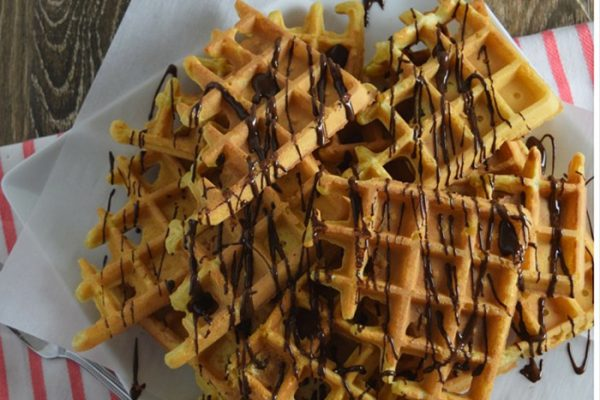 Gluten free waffle cravings